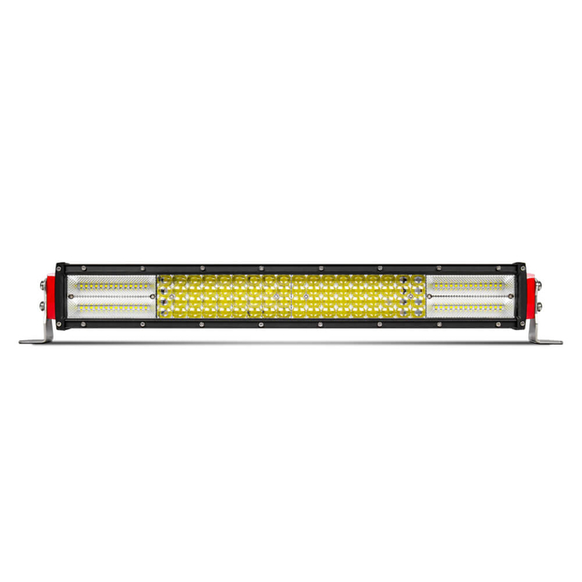 Quad Rows Brightest LED Light Bar Lieferant JG-9642D